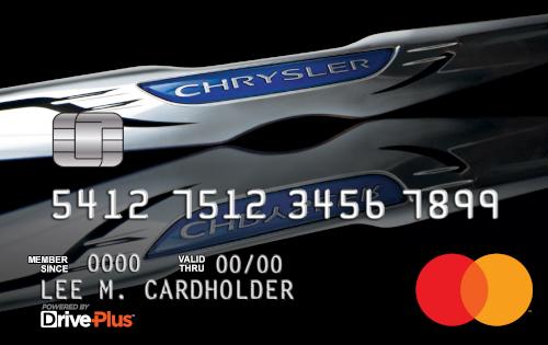 Chrysler DrivePlus<sup>&#x2120;</sup>